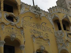 Jugendstil in Limas Innenstadt